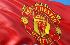 Drapeau Manchester United